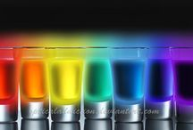 RAINBOW COLORS / COLORS OF THE RAINBOW... / by ♔Queeniee♔ Northeast