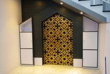 musholla bawah tangga