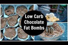Keto-fat bombs