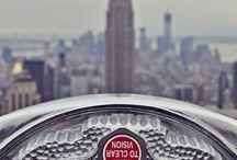 New York / by Eliana Horeczko