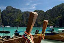 Thailand / Thailand reisinformatie, reisinspiratie, bezienswaardigheden en activiteiten