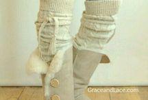 outfity na zimu
