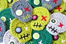 The knitting/crochet