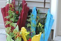 bahçe dekarasyonu