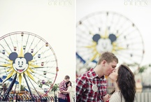 Disneyland Photo session / by Betsy Allen