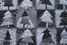 Quilts - Tree Quilts / by Maggie Gillespie
