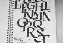 caligrafy