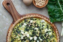 Savoury Tarts, Quiches & Pies