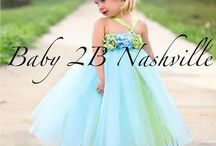 Flower girl dresses / by Sherry Zitrick