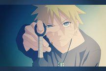 the INSPIRATION / Uzumaki Naruto