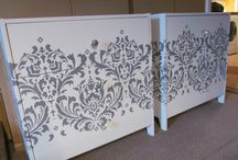 db stencil furniture