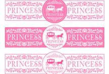 etiqueta princesa