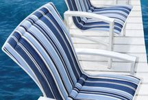 Havenhill Seating Collection / An instant classic, the Havenhill's modern frame design and uniquely flared sling, our patented Butterfly Basket®, provides the maximum in comfort, style and value. Sure to make a splash in your backyard, this outdoor patio furniture collection has been engineered with the standards of quality and craftsmanship that have made Homecrest the most trusted American made outdoor furniture for over 60 years. http://www.homecrest.com/collections/Detail.aspx?id=9