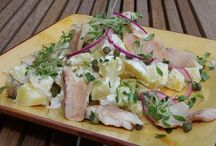salades en broodjes