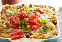 Casseroles/Hot Dishes