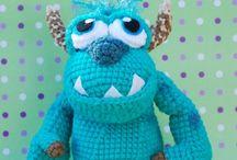Crochet Monsters | Monster häkeln