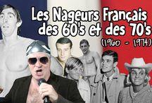 Les Nageuses et Nageurs Français dans l'Histoire