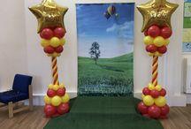 School Prom Balloon Decorations
