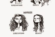 Hair, beauty, etc