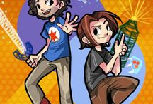 Game Grumps and NSP / My life...