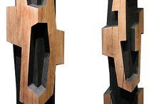 Esculturas interiores