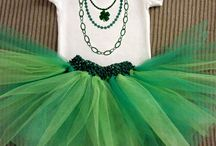 St patty outfit s / by Shannon Fischer