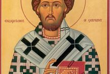 Saint of the day / The saints of the day