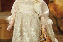 Bisque Parian dolls