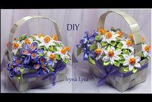 košíky s kvetmi