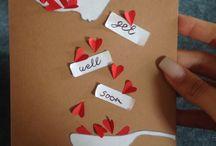 Handmade Cards.