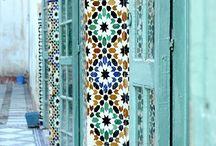 Marokkaanse mozaïek