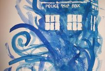 Doctor Who / by Gaby Sweet