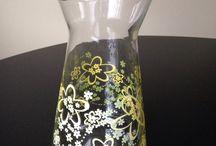 Vintage Pyrex - Crazy Daisy/Spring Blossom