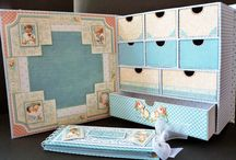Boxes, handmade