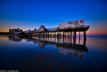Old Orchard Beach, Maine / Vacation!