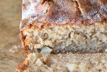Quick breads and other baking... / by Cassandra Neace