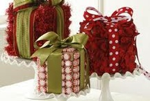Christmas Decorations/Gift Wrapping / by Kailey Aldridge