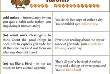 American Holiday English / Learn English related to holidays