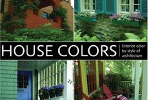 house colors / by Brian Jackson
