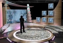 Virtual Set | Talk Show