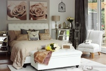 bedrooms / by Viviana Salgado
