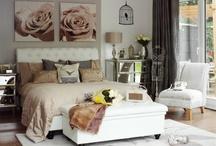 bedrooms / by Viviana Salgado
