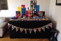 Candy Bar / Candy bar et bar à bonbon pour événements, mariages, soirées, séminaires...