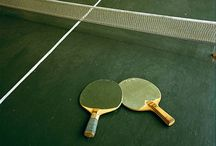 le tennis ~ vert ~ rose / inspiration for spring and summer