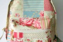 Bolsas feitas em casa