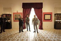 Inaugurando #PicassoSorrento / Le fotografie scattate venerdì 30 maggio 2014 durante l'inaugurazione della mostra Picasso. Eclettismo di un genio a Villa Fiorentino | Sorrento