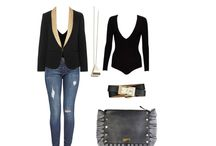 Style - Outfits / These pins will inspire you to accessorize with distinction.