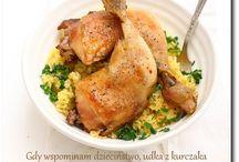 II dania- kurczak