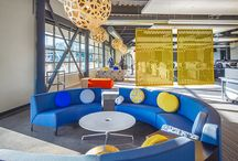 Lounge / Soft seating, collaborative, teaming, open spaces