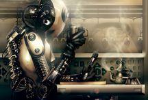 Robots / by Fernanda Tavares